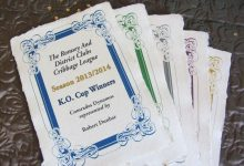 Real parchment scroll certificates
